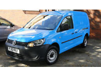 2013 Volkswagen Caddy Maxi 1.6TDI ( 102PS ) C20 Maxi + AIR CON ONLY 30588 MILES!