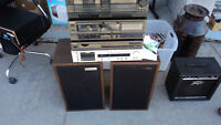 Tape cassette double TECHNICS RS-TR155 liquidation PAT-TRONIC