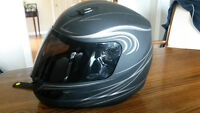 Gmax helmet with tinted visor