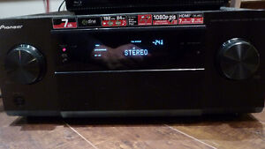 Pioneer VSX-1326-K 7.1 Channel 3D Ready A/V Network Receiver