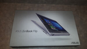 """ASUS ZENBOOK FLIP 15"""" [TOUCH] [i5-8250] [8GB RAM] [512GB SSD]"""