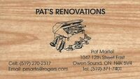 Affordable Quality Home Renovations