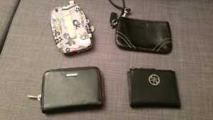 Wallets and Wristlets - Coach, Guess, Tokidoki, Lesportsac, Dani