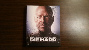 Die Hard Blu-ray Collection