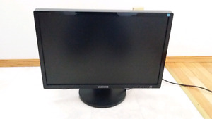 "SOLD 24"" Samsung Monitor"