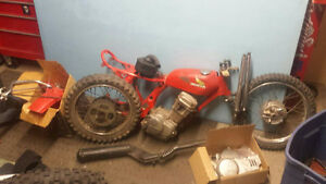 xl75, xl80 dirt bike projects
