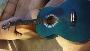 Acustic guitar 6 string  new condition