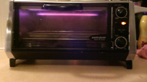 Stainless Toaster Oven