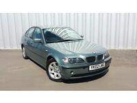 BMW 318 2.0i - 5 Door Saloon - 5 Speed Manual - Leather Seats - FSH - Long MOT