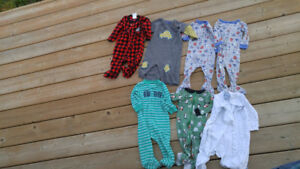 Baby Boy Clothing Lot 3 - 12 Months
