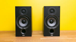 Elac Debut B6.2 bookshelf speakers 'New' in box