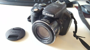 SX 50 HS Canon Power Shot - Zoom x50!