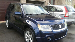 2010 Suzuki Grand Vitara JX + Pneus d'hiver/Winter Tires