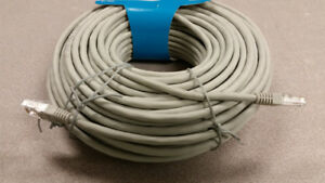50' Cat6 Ethernet Wire