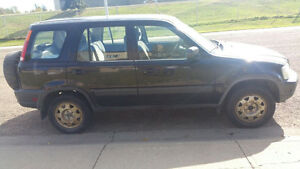 CRV suv honda monving out of country very good condition