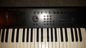 Korg Pro keyboard /Piano/ synthesizer/workstation: M 50