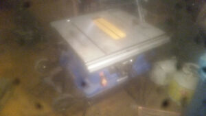 Mastercarft table saw $250obo