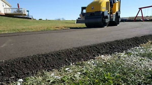 Recycled Asphalt Driveways, Booking Now!