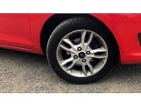 2015 Ford Fiesta 1.25 82 Zetec 5dr Manual Petrol Hatchback