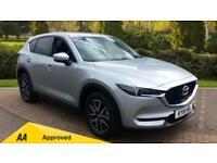 2018 Mazda CX-5 2.2d Sport Nav 5dr Manual Diesel Estate