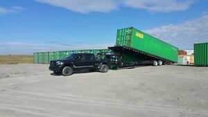 CONTAINER DELIVERY SERVICES / SEA CANS