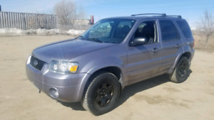 2007 Ford Escape Limited *mechanic special*