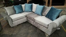 Top Quality DQF (Crush Velvet) Corner OR 3&2 Deals ONLY £499