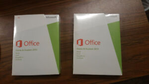 Microsoft Office Home & Student 2013 (UNOPENED)