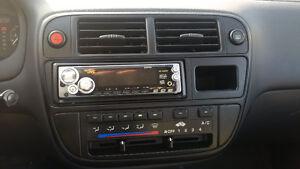 1998 Honda Civic HX Coupe (2 door) Kitchener / Waterloo Kitchener Area image 5