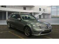 2011 Mercedes-Benz C-CLASS 2.1 C250 CDI BLUEEFFICIENCY SPORT ED125 5d 204 BHP Es