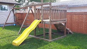 Play structure.