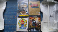 Nintendo Game- 3ds-ds-wii-nintendo64-GameCube for sell