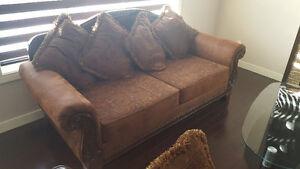 Antique Style Sofa Set