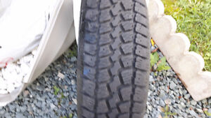 4 Winter tires 185/65R/15