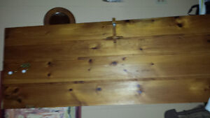 Knotty Pine  barn style doors..TWO