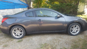2008 Nissan Altima Coupe 3.5 SE - Safetied