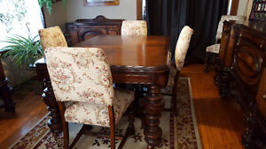 Turn of the century Dining Room Set
