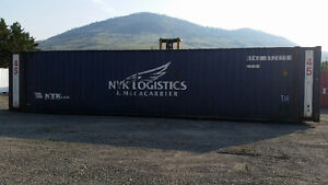45 FT HC Shipping Container