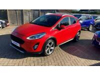 2018 Ford Fiesta ACTIVE 1 1.0 ECOBOOST 100ps Manual Hatchback Petrol Manual