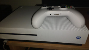 Xbox one s white 500gb want gone tonight