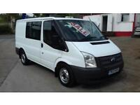 Ford Transit 2.2TDCi 280S ( Low Roof ) Double Cab Van