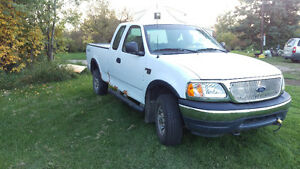 2001 Ford F-150 Pickup Truck (7700 series)