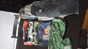 23 vêtements pour garçon 2-3 ans