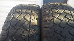 2x pneus hiver Snowtrakker 185/65R15