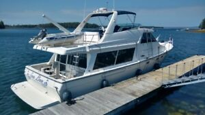 Full feature 54 foot Yacht for Sale in Excellent Condition