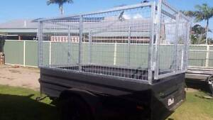 $30 cage trailer hire Deception Bay Caboolture Area Preview