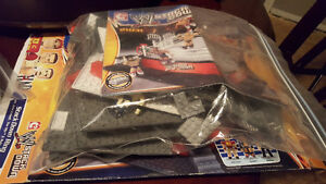 WWE Stack Down Lego Type Building Sets