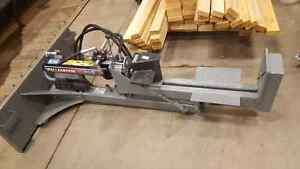 WALLENSTEIN WX470 WOOD SPLITTER - MINT TO NEW