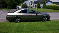 2001 Lincoln LS Berline