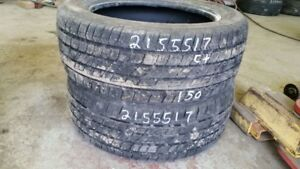 Pair of 2 Cooper Ultra Touring CS5 215/55R17 tires (65% tread li